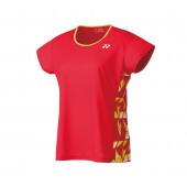 tournament lady t-shirt 16442 EX flash red